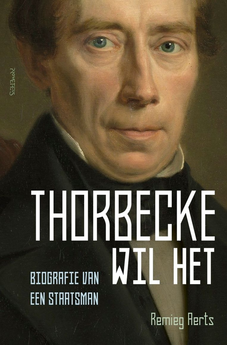 Cover 'Thorbecke wil het'